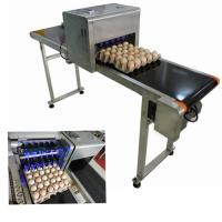 Smart High Speed Egg Jet Coding Machine Printing 120000 Characters Per Hour Manufactures