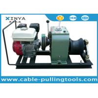 3 Ton Petrol Engine Powered Winch Manufactures