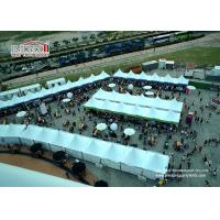 Pagoda Tent 5x5m Outdoor Event Tent Wine Festival Tent Exhibition Tent with Decoration Manufactures