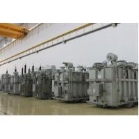 35kV ONAN Oil Immersed Power Transformer , 6300kva Three Winding Transformer Manufactures