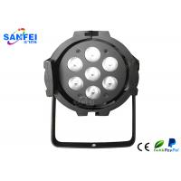 China Non Waterproof Mini LED Par Stage Lights for Trussing / Disco on sale
