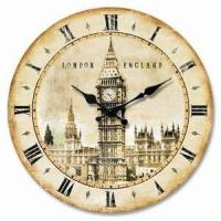 Antique wooden wall clocks Manufactures