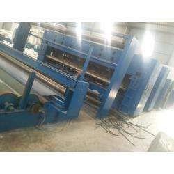 Greenhouse Recycled Fiber Felt Making Machine / Asphalt Membrane Production Equipment Manufactures