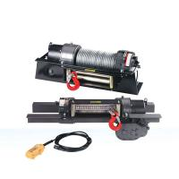 2000Lbs electric Winch with Remote Control Manufactures