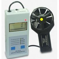 AM-4812 Air Velocity LCD Display Multifunctional Digital Anemometer With Data Hold Function Manufactures