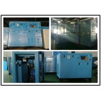 Screw Type Direct Driven Air Compressor , Small Electric Air Compressor 185KW 250hp Manufactures