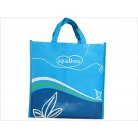 Sewing / Ultrasonic Non Woven Fabric Bags , Personalized Non Woven Tote Bags Manufactures