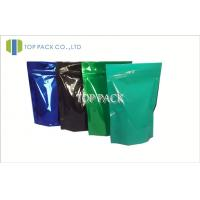 Liquid Foil Stand Up Pouches Manufactures