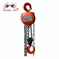 China Domestic Famous Brand High Quality Manual Construction Lifting Hoist Tool 5 Ton on sale