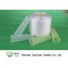 Buy cheap Raw White Virgin Ring Spun Polyester Yarn Spun Polyester Sewing Thread Yarn 50/2 from wholesalers