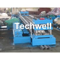 Galvanized Steel Sheet 2 Wave Guardrail Curving Machine for Curvinging Highway Guardrail Profile Manufactures