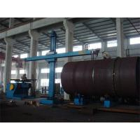 Automatic Welding Manipulators With Welding Positioner / Self Alignment Welding Rollers Manufactures