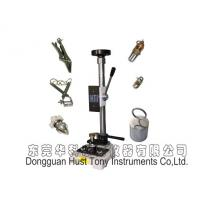 Professional Laboratory Testing Equipment / Button Pull Tester for sale