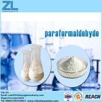 25kg / Bag White Paraformaldehyde Powder With CAS NO. 30525-89-4 Manufactures