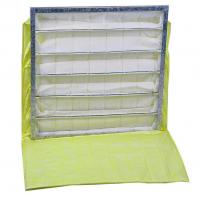 China Synthetic Fiber Commercial Air Filters Bag Shaped Large Relative Humidity 100% on sale