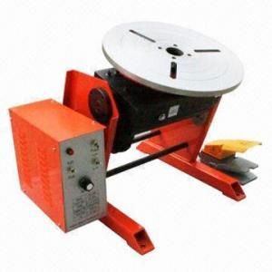 50kg Welding Positioner, Welding Turntable Manufactures