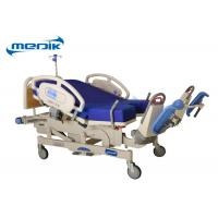 CPR Multi - Function Electrical Birthing Bed LDR Delivery Bed With Leg Support Manufactures