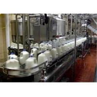 China UHT Milk Production Line / Small Scale Milk Processing Plant CE Approved on sale