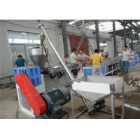 PP PE Profile Production Plastic Profile Extrusion Line For Floor Making Manufactures