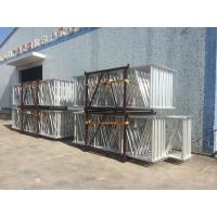 Quality Silver Aluminum Stage Truss 1000mm X 580mm Square Shape For Exhibition for sale