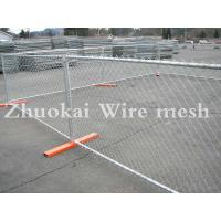 Quality Chain Link Mesh Temporary Fence for sale