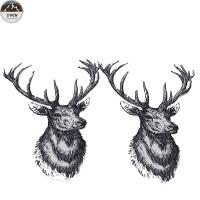Fashion Custom Made Embroidered Patches To Sew On Clothing Imitation Super Cloth Manufactures