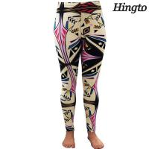 Customized Womens Jogging Pants / Long Length Yoga Pants Quick Dry Manufactures