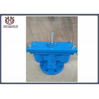 DN50 Double Orifice Valve ,  Stainless Steel Relief Valve Rubber Ball DIN 3202 Standard Manufactures