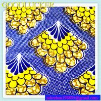 london wax printed 100% cotton african apparel fabric factory Manufactures