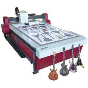 51 X 98 (1300mm x 2500mm) CCD Digital Flatbed CNC Cutter Manufactures