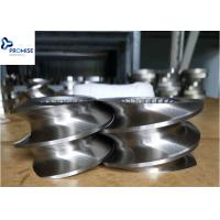 Block Mixing Screw ELement Twin Extruder Parts High Wear Resistance Kneading Manufactures