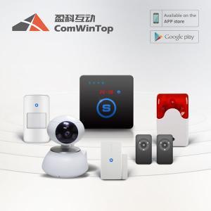 China wireless camera with 1 relay output & 2 digital I/O W20 smart home alarm on sale