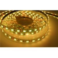 China DC12V RGB SMD LED Strip Light for home , Dimmable SMD 5050 LED Strip on sale