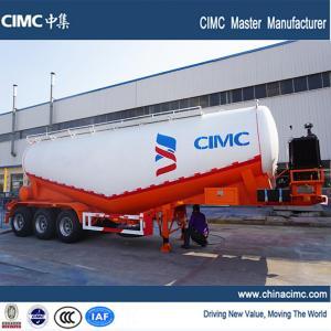 tri-axle 42 tons - 45 tons Cement Semi Trailer for Vietnam Market Manufactures