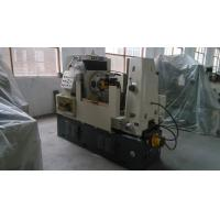 China High Efficiency Manual Gear Hobbing Machine For Processing Cylindrical Spur Gears on sale