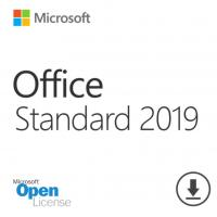 China Full Language Office 2019 Standard , Microsoft Office Windows Open License on sale