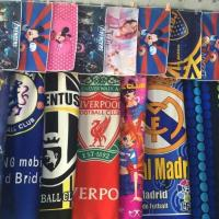 Small MOQ Cheap Price Microfiber Sublimation Printed Beach Towel Manufactures