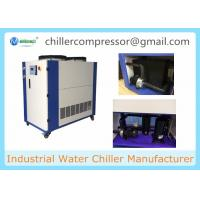 Small Plastic Injection Machine Cooling 5hp 3 Ton Industrial Air Cooled Water Chiller Manufactures