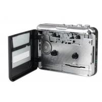5V Music Player Cassette Tape Converter , Audio Cassette To MP3 Converter Manufactures