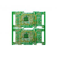 Auto Driving Recorder Board 4 Layers Multilayer Printed Circuit Board 1OZ Manufactures