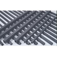 Refractory RBSiC / SiSiC reaction bonded silicon carbide beam Manufactures