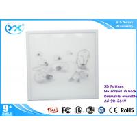 24 Watt dimmable LED Panel Light 300*600mm , Square Ceiling Downlight Lamp Manufactures