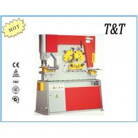 China HYDRAULIC IRONWORKER MACHINE Q35Y-20 on sale