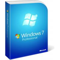 Quality Bootable USB Windows 7 Fpp License , Professional 64 Bit W/SP1 Windows 7 Operating System DVD for sale