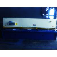 6 x 6000 mm Cnc Shearing Machine  With Cnc Control System Manufactures