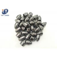 China Customized Diameters Carbide Button Inserts Tungsten Carbide Pins For Drill Bits on sale
