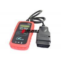 China FA-VC300, Viecar CAN OBD-II Diagnostic Scan Tool,OBD2 Fault Code Reader, with Cable and Screen, Red on sale