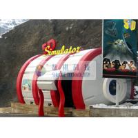 Special Design 5D Simulator With Adventure Movies And Virtual Reality Effects Manufactures