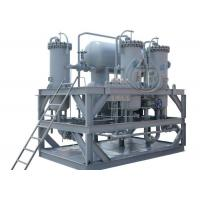 China Sinopec Waste Oil Recycling Machine Easy Operate For Light Fuel Oil / Diesel Oil on sale