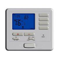 China Non-programmable Heat Pump Thermostat With Flame Retardance ABS on sale